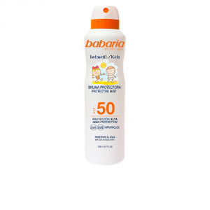 Babaria Protective Mist For Children Spf50 200ml
