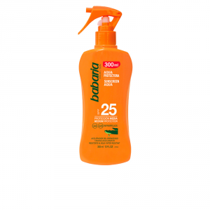 Babaria Sunscreen  Protective Water Spf25 300ml