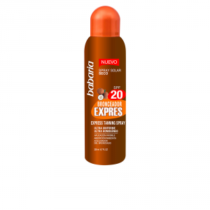 Babaria Express Tanning Spray Spf20 200ml