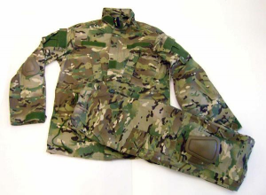 UNIFORME COMBAT MULTICAM XL