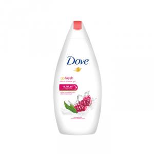 Dove Go Fresh Pomegranate And Lemon Gel Doccia 500ml