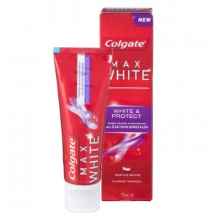 Colgate Max White White And Protect 75ml