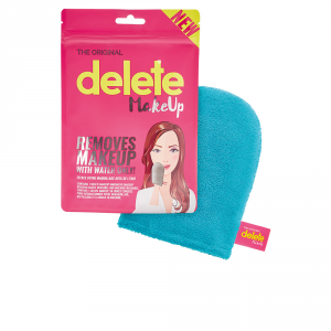 Delete Make Up Remover Glove Blue