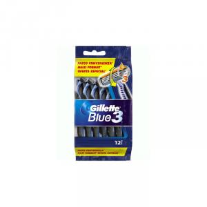 Gillette Blue III Rasoio Usa E Getta 12 Unità
