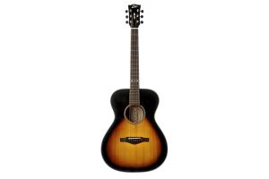 EKO ONE ST 018 CW EQ VB chitarra elettroacustica Vintage Burst
