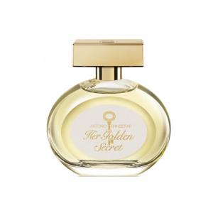 Antonio Banderas Her Golden Secret Eau De Toilette Spray 80ml
