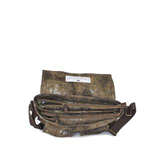Avirex - Desert - Cartella da lavoro unisex 2 scomparti marrone mimetico cod. A4B
