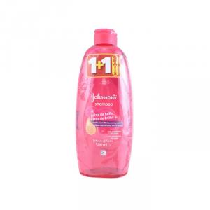 Johnsons Baby Shampoo Gotas de Brillo 500ml Set 2 Parti
