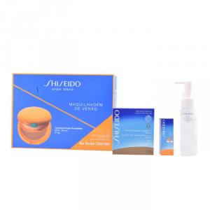 Shiseido Global Sun Care Taning Compact Set 3 Piezas