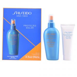 Shiseido Global Sun Protection Spray Spf15 150ml Set 2 Parti