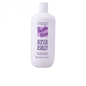 Alyssa Ashley Purple Elixir Bath And Shower Gel 500ml