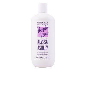 Alyssa Ashley Purple Elixir Hand And Body Moisturizer 500ml