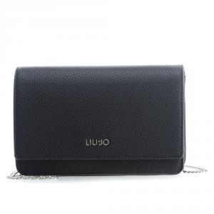 Shoulder bag Liu Jo ISOLA N68016 E0033 NERO