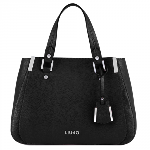 Hand and shoulder bag Liu Jo ISOLA N68013 E0033 NERO