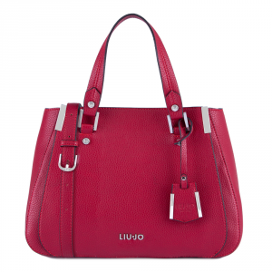 Hand and shoulder bag Liu Jo ISOLA N68013 E0033 RED