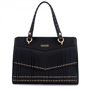 Hand and shoulder bag Liu Jo BRERA N68196 E0031 NERO