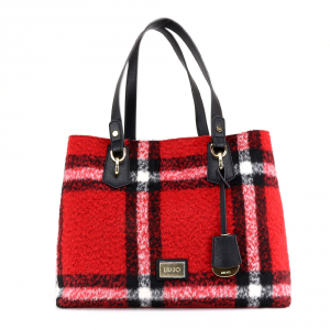 Hand and shoulder bag Liu Jo HAWAII N68145 T5265 TARTAN