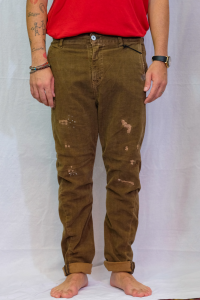 Jeans Uomo modello baggy Berna