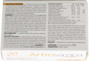 ARTROSAMINA compr 30