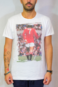 T-shirt George Best
