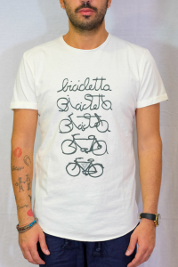 T-shirt bicicletta Berna
