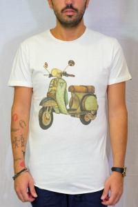 T-shirt Berna Vespa