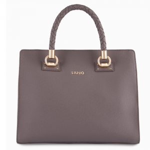 Hand and shoulder bag Liu Jo MANHATTAN N68099 E0087 GINGER