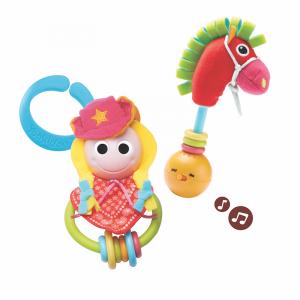 Sonagli Ragazza Cowgirl Giddy Up Gal Play Set Yookidoo 40119