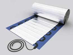 Riscaldamento per celle fotovoltaiche  previene e risolve formazione di neve , brina  . Prezzo al e7mq