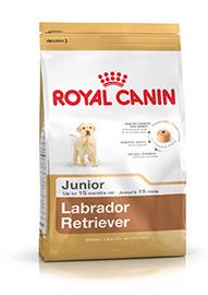 Labrador Retriever Junior confezione 12kg