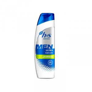 H&S Men Ultra Purifying Shampoo 300ml