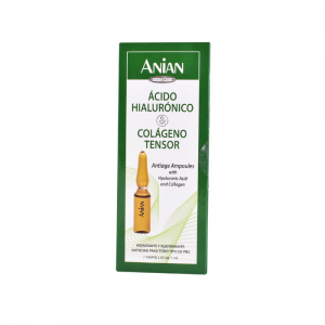 Anian Antiage Ampoules Hyaluronic Acid And Collagen 7x1ml