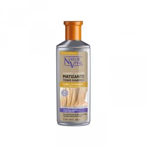 Naturaleza Y Vida Toner Shampoo Blonde 300ml