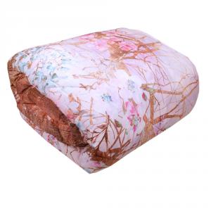 Trapunta invernale matrimoniale HAPPIDEA Premium Albero in fiore lilla