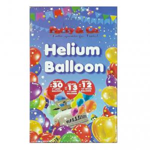 Bombola elio per 30 palloncini da 9