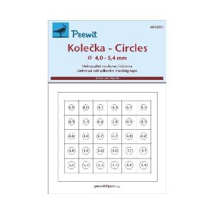 CIRCLES 4,0 - 5,4 MM