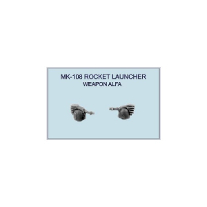 MK-108 ROCKET LAUNCHER  - WEAPON ALFA