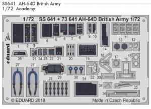 AH-64D British Army ACADEMY)