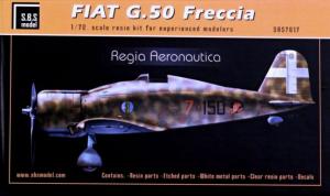Fiat G.50 Freccia Regia Aeronautica