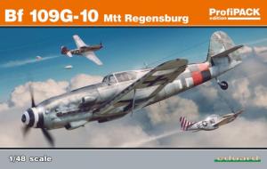 Me-109G-10 Mtt Regensburg ProfiPack