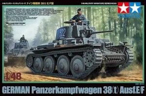 PANZERKAMPFWAGEN 38(T) AUSF.E/F