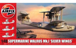 Supermarine Walrus Mk.1 'Silver Wings'