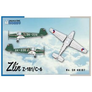 ZLIN Z-181 / C-6