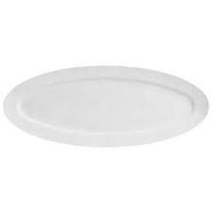 Piatto ovale pesce porcellana cm.70x28,5