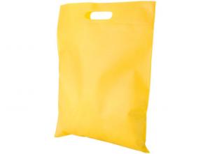 Borsa in tnt gialla