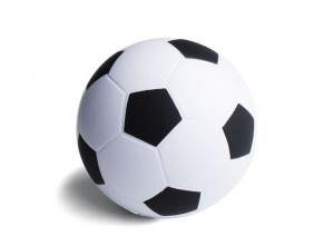 Pallone da calcio antistress cm.6,3x6,3x6,3h