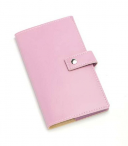 Memory book rosa cm.18x10x1h