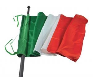 Bandiera Italia cm.100x70x0,1h