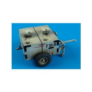 USAF 150 GALLON FUEL BOWSER