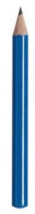 Matita blu piccola cm.9x0,73x0,73h